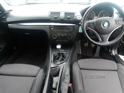 BMW 1 Series 116i [2.0] Sport 3dr in Antrim