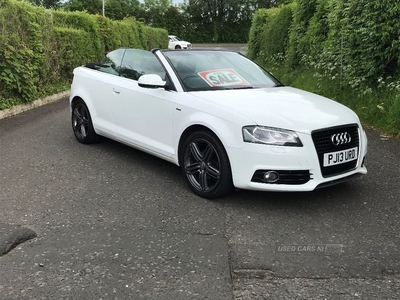 Audi A3 1.6 TDI S Line Final Edition 2dr in Derry / Londonderry
