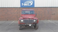 Land Rover Defender County Hard Top TDCi in Armagh