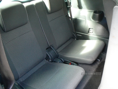 Toyota Verso 1.6 V-matic Icon 5dr, 7 SEATS.CAMERA.HISTORY. in Fermanagh