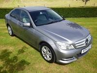 Mercedes C-Class C220 CDI Executive SE 4dr Auto £30/yr Tax in Down