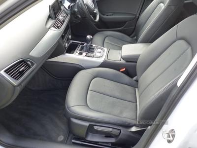 Audi A6 2.0 TDI Ultra SE 4dr in Down