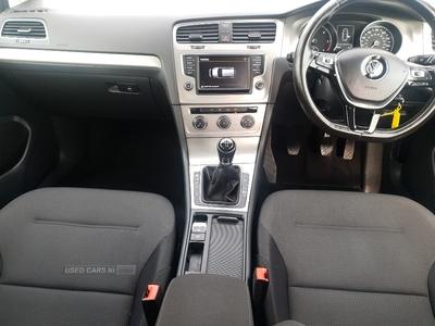 Volkswagen Golf 1.6 TDI 110 Match 5dr in Antrim