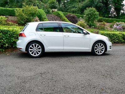 Volkswagen Golf 2.0 TDI GT 5dr. ONE OWNER. FULL VW HISTORY. in Fermanagh