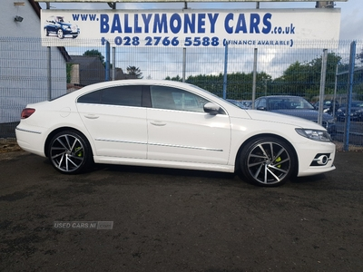 Volkswagen CC 2.0 TDI 177 BlueMotion Tech R Line 4dr DSG in Antrim