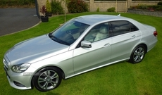 Mercedes E-Class E220 BlueTEC SE 4dr 7G-Tronic £30 YR/TAX in Down