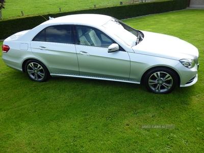 Mercedes E-Class E220 BlueTEC SE 4dr 7G-Tronic £30 YR/TAX in Down