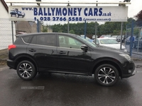 Toyota RAV4 2.0 D-4D Icon 5dr 2WD in Antrim