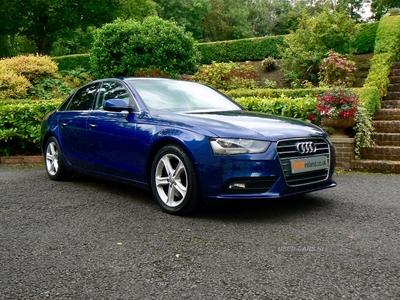 Audi A4 2.0 TDIe SE Technik 4dr. LEATHER TRIM. PARKING SENSORS. in Fermanagh