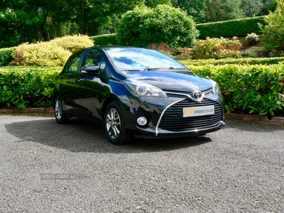 Toyota Yaris 1.33 VVT-i Icon 5dr. CAMERA.FULL SERVICE HISTORY. in Fermanagh