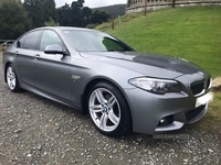 BMW 5 Series 520d M Sport 4dr Step Auto **ONLY 50,000 MILES** in Down