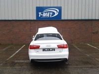 Audi A6 S LINE TDI ULTRA S-A in Armagh