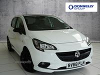 Vauxhall Corsa 1.4 [75] SRi Vx-line Nav Black 5dr in Derry / Londonderry