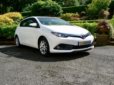 Toyota Auris ICON VVT-I in Fermanagh