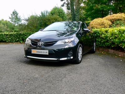Toyota Auris ACTIVE DUAL VVT-I in Fermanagh