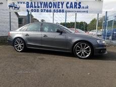 Audi A4 S LINE BLACK EDITION + in Antrim