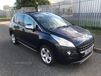Peugeot 3008 EXCLUSIVE HDI in Fermanagh