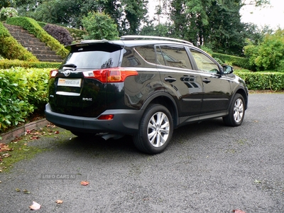 Toyota RAV4 INVINCIBLE D-4D 4X2 in Fermanagh