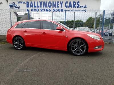 Vauxhall Insignia SRI VX RED CDTI in Antrim
