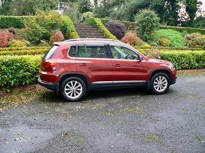 Volkswagen Tiguan SE TDI BLUETECH 4M in Fermanagh