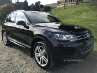 Volkswagen Touareg ALTV6TDI B-TECH A in Down
