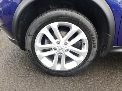 Nissan Juke N-CONNECTA DCI in Antrim