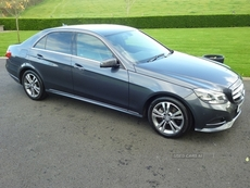 Mercedes E-Class SE BLUETEC AUTO in Down