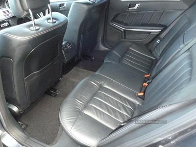 Mercedes E-Class SE BLUETEC AUTO in Down