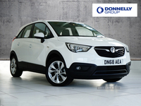 Vauxhall Crossland X 1.2 SE 5dr in Derry / Londonderry