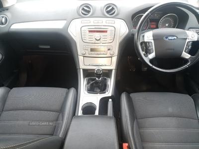 Ford Mondeo ZETEC TDCI 125 in Antrim