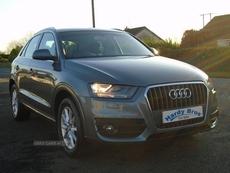 Audi Q3 SE TDI in Antrim