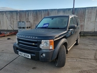 Land Rover Discovery TDV6 AUTO in Armagh