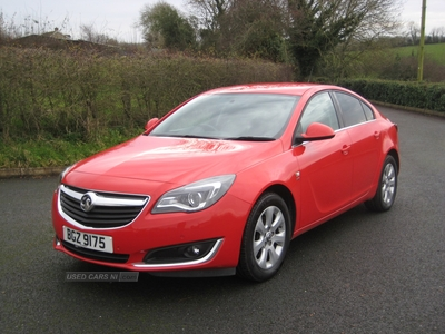 Vauxhall Insignia SRI CDTI S/S in Armagh