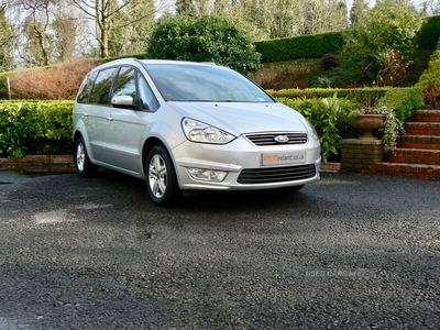 Ford Galaxy ZETEC TDCI in Fermanagh