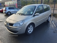 Renault Grand Scenic EXTREME VVT 7S in Down