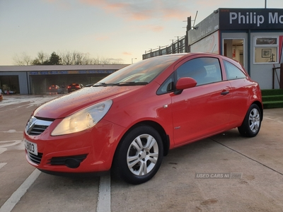 Vauxhall Corsa BREEZE in Down