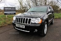 Jeep Grand Cherokee OVERLAND CRD A in Antrim