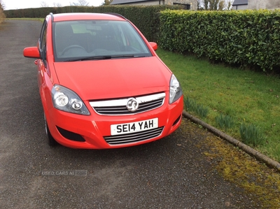 Vauxhall Zafira EXCLUSIV in Armagh