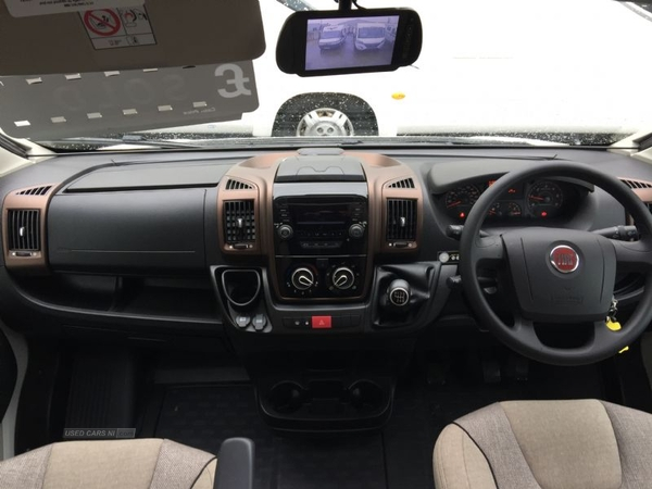 Bessacarr E462 - 2017 in Down