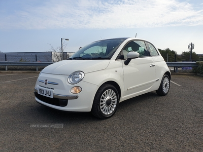 Fiat 500 LOUNGE RHD in Down