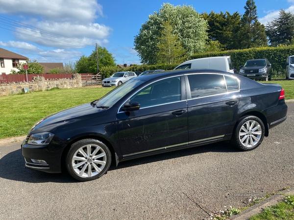 Volkswagen Passat HIGHLINE TDI BLUE in Derry / Londonderry