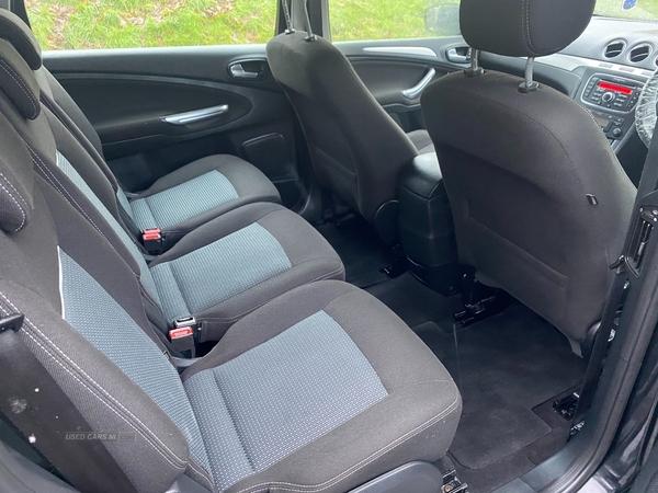 Ford S-Max ZETEC TDCI in Antrim