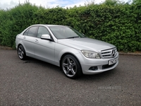 Mercedes C-Class SE CDI A in Derry / Londonderry
