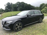 Mercedes E-Class 220 D SAUTO in Down