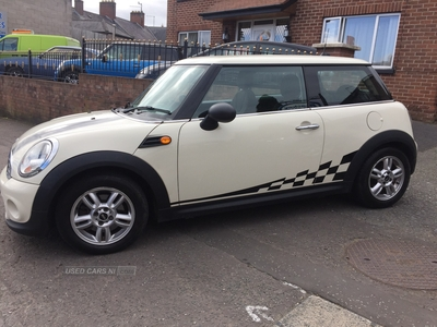 MINI Hatch in Armagh