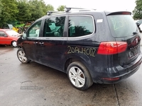 Seat Alhambra SE ECOMO CR TDI in Armagh