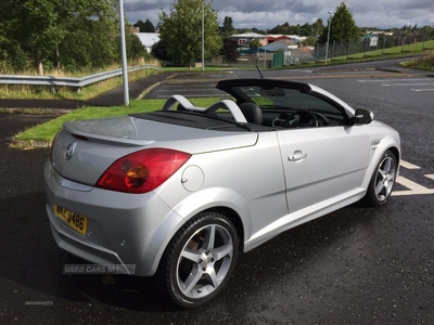 Vauxhall Tigra EXCLUSIV in Armagh