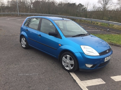 Ford Fiesta FLAME in Armagh