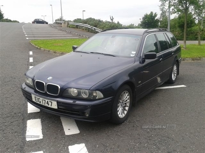 BMW 5 Series SE TOURING in Armagh