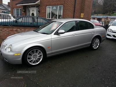 Jaguar S-Type SPORT DIESEL AUTO in Armagh